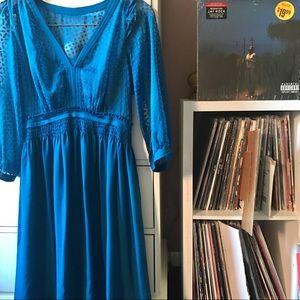 Anthropologie 💙 Dress